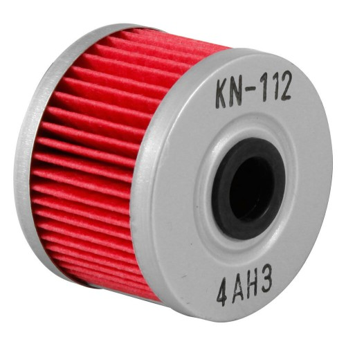 K&N PERFORMANCE OIL FILTER KN-112 FOR HONDA FMX650 2005 - 2007