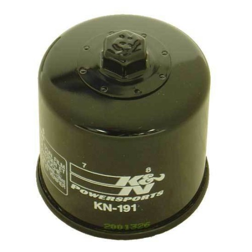 K&N OIL FILTER FOR TRIUMPH SPEED FOUR 2004 KN-191