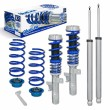 JOM BLUELINE COILOVERS SUSPENSION KIT FOR FORD FOCUS C-MAX (741081)