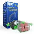 EBC GREENSTUFF BRAKE PADS FRONT DP21287 (ROAD, SPORT)